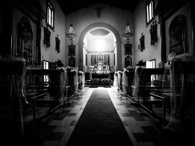 Il matrimonio di Marco e Valentina a Casciana Terme, Pisa 1