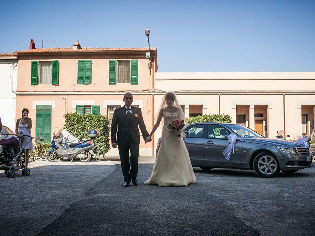 Il matrimonio di Marco e Valentina a Casciana Terme, Pisa 4