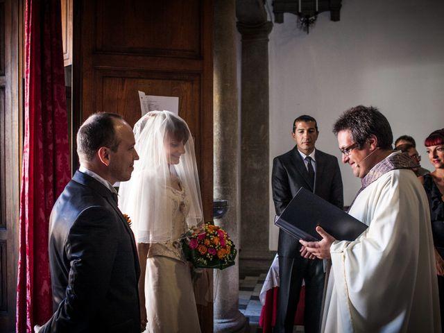 Il matrimonio di Marco e Valentina a Casciana Terme, Pisa 5