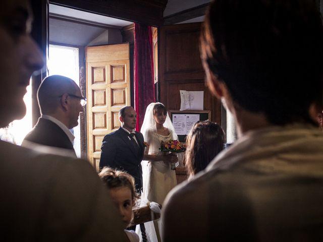 Il matrimonio di Marco e Valentina a Casciana Terme, Pisa 7