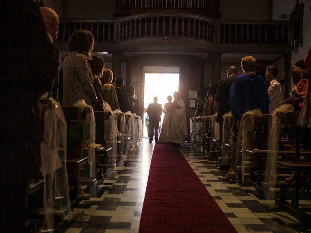 Il matrimonio di Marco e Valentina a Casciana Terme, Pisa 8