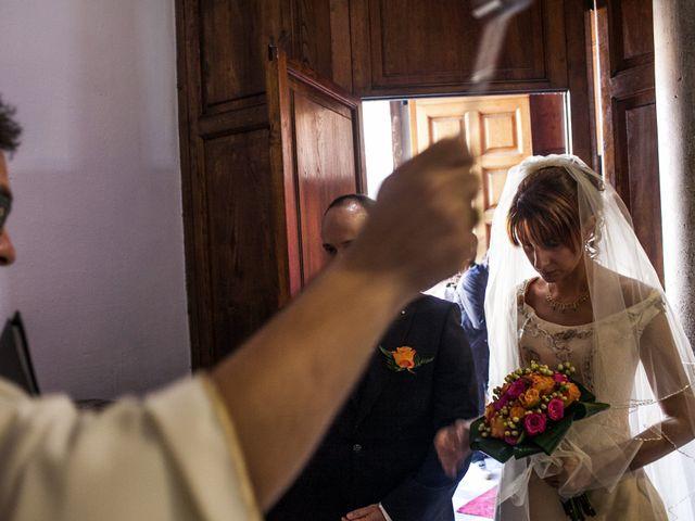 Il matrimonio di Marco e Valentina a Casciana Terme, Pisa 9