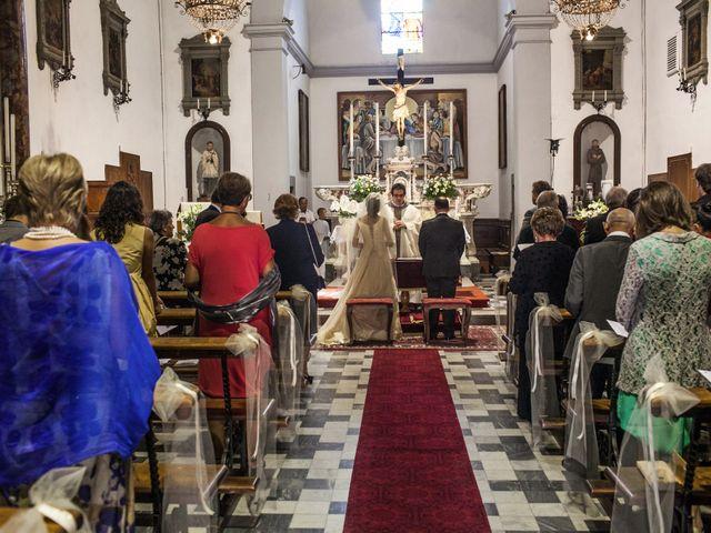 Il matrimonio di Marco e Valentina a Casciana Terme, Pisa 11
