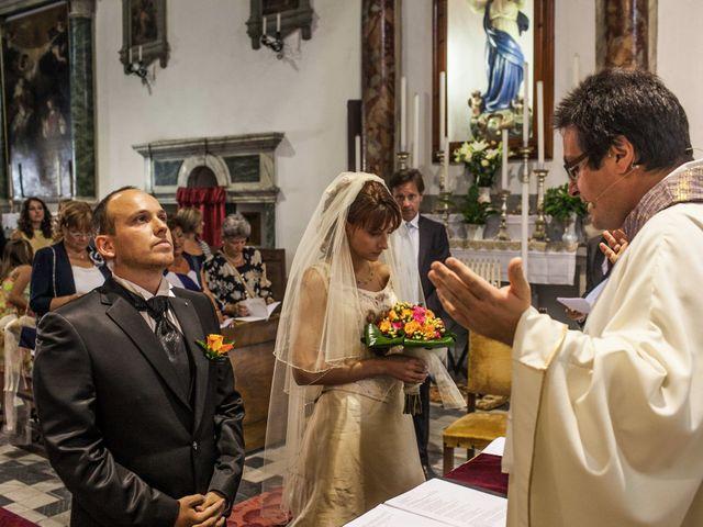 Il matrimonio di Marco e Valentina a Casciana Terme, Pisa 12