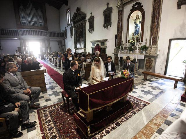 Il matrimonio di Marco e Valentina a Casciana Terme, Pisa 13