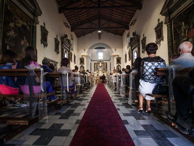 Il matrimonio di Marco e Valentina a Casciana Terme, Pisa 14