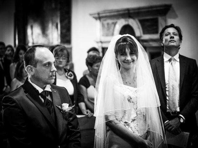 Il matrimonio di Marco e Valentina a Casciana Terme, Pisa 15