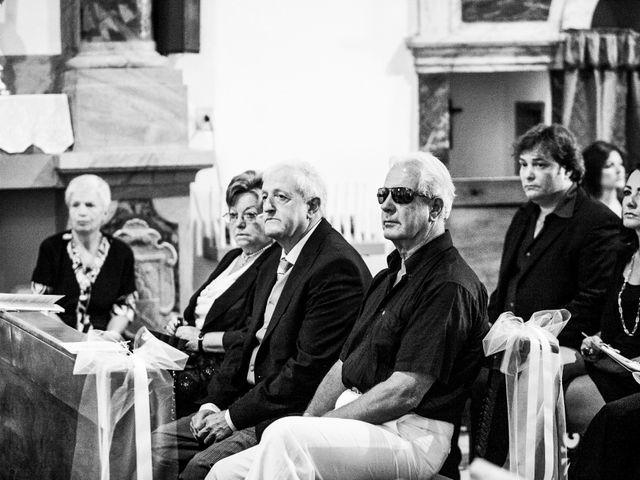 Il matrimonio di Marco e Valentina a Casciana Terme, Pisa 16