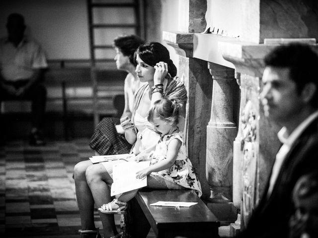 Il matrimonio di Marco e Valentina a Casciana Terme, Pisa 18