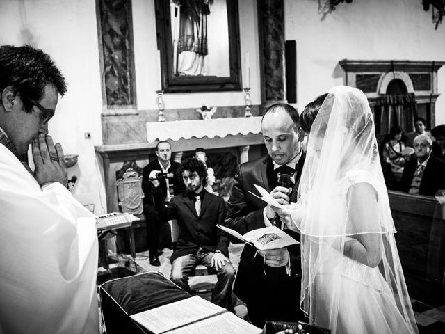 Il matrimonio di Marco e Valentina a Casciana Terme, Pisa 21