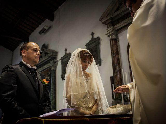 Il matrimonio di Marco e Valentina a Casciana Terme, Pisa 25