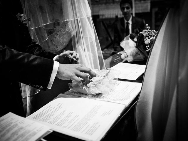 Il matrimonio di Marco e Valentina a Casciana Terme, Pisa 26