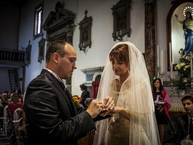 Il matrimonio di Marco e Valentina a Casciana Terme, Pisa 27