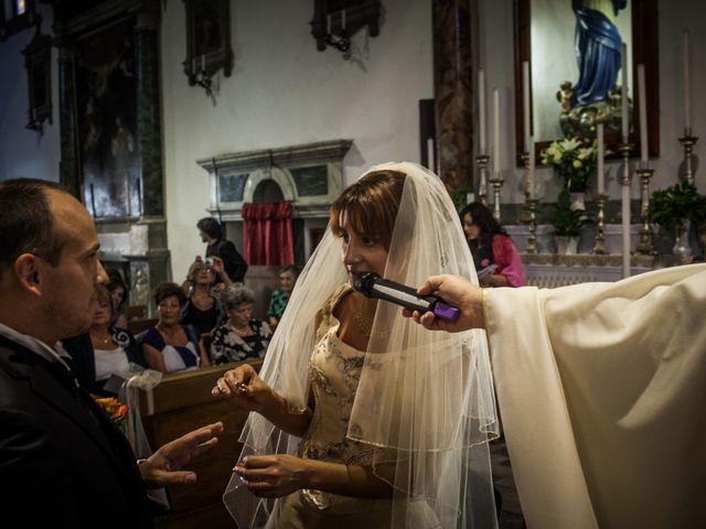 Il matrimonio di Marco e Valentina a Casciana Terme, Pisa 29