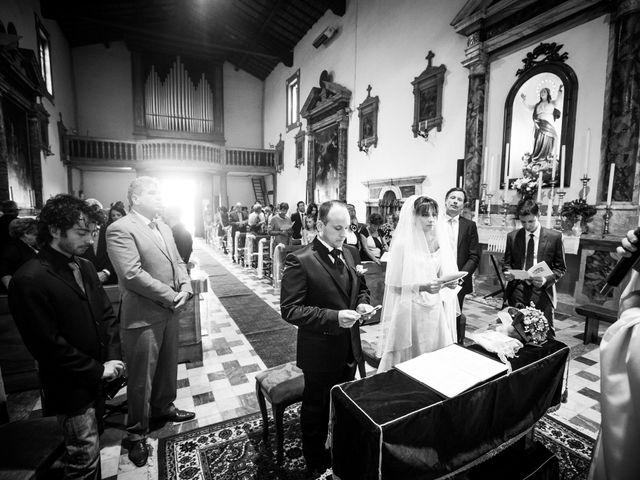 Il matrimonio di Marco e Valentina a Casciana Terme, Pisa 33