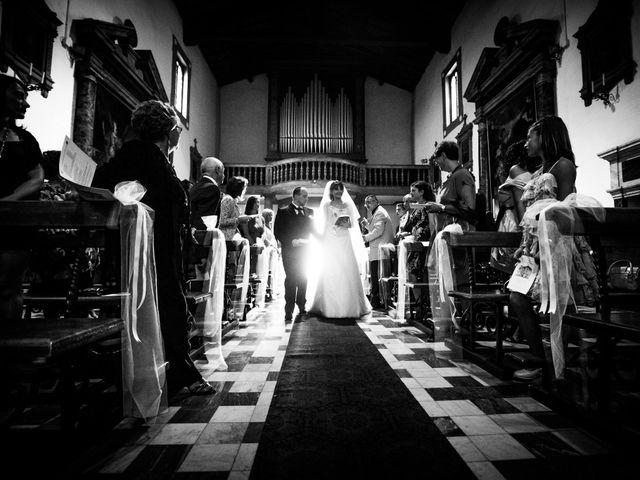 Il matrimonio di Marco e Valentina a Casciana Terme, Pisa 35