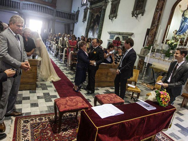 Il matrimonio di Marco e Valentina a Casciana Terme, Pisa 40