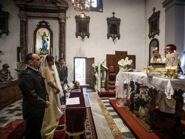 Il matrimonio di Marco e Valentina a Casciana Terme, Pisa 41