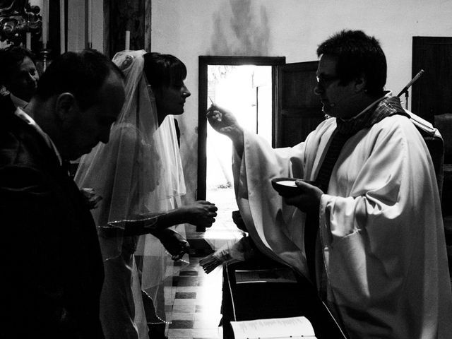 Il matrimonio di Marco e Valentina a Casciana Terme, Pisa 43