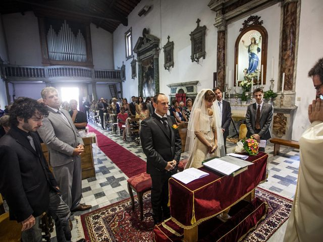Il matrimonio di Marco e Valentina a Casciana Terme, Pisa 47