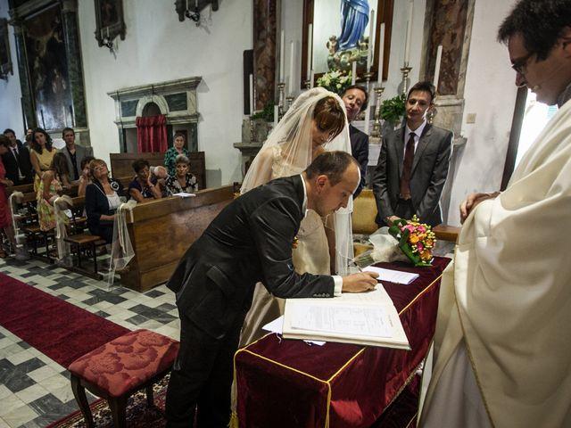 Il matrimonio di Marco e Valentina a Casciana Terme, Pisa 48