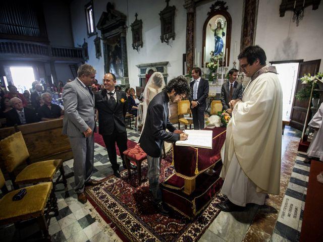 Il matrimonio di Marco e Valentina a Casciana Terme, Pisa 52