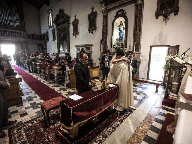 Il matrimonio di Marco e Valentina a Casciana Terme, Pisa 54