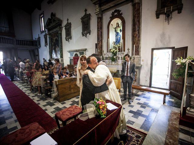 Il matrimonio di Marco e Valentina a Casciana Terme, Pisa 56