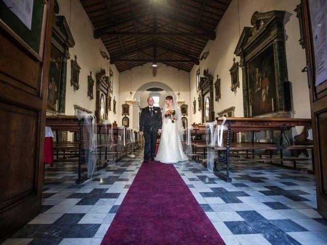 Il matrimonio di Marco e Valentina a Casciana Terme, Pisa 59