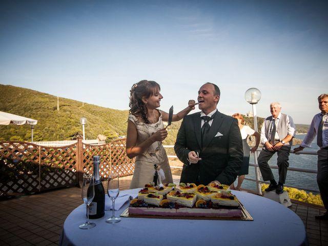 Il matrimonio di Marco e Valentina a Casciana Terme, Pisa 80
