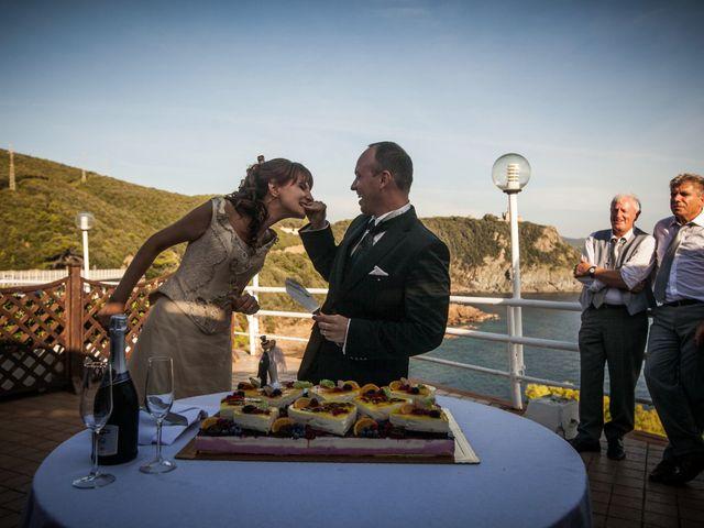Il matrimonio di Marco e Valentina a Casciana Terme, Pisa 81