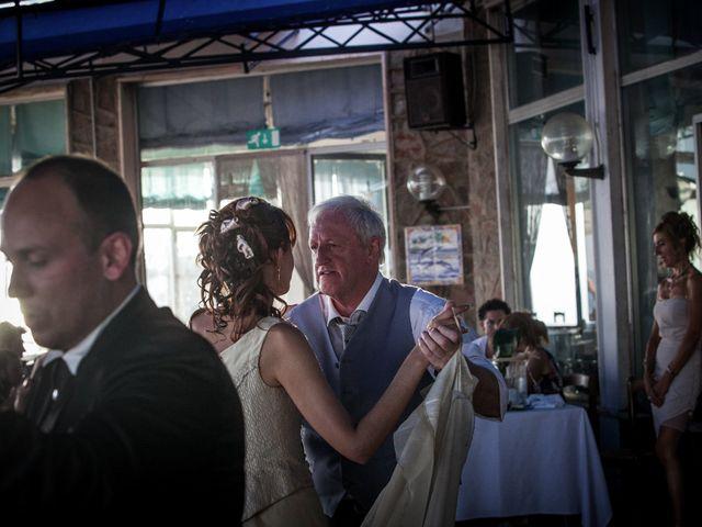 Il matrimonio di Marco e Valentina a Casciana Terme, Pisa 83