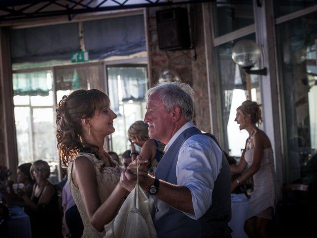 Il matrimonio di Marco e Valentina a Casciana Terme, Pisa 84