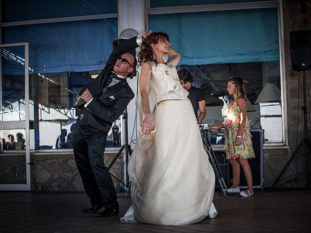 Il matrimonio di Marco e Valentina a Casciana Terme, Pisa 86