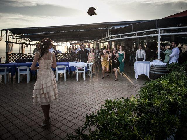 Il matrimonio di Marco e Valentina a Casciana Terme, Pisa 87