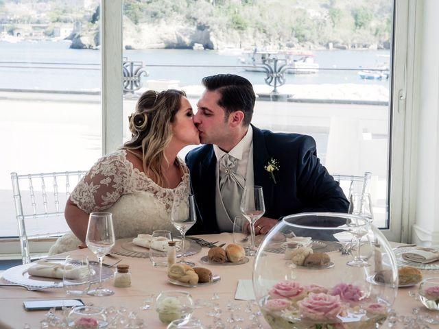 Il matrimonio di Gabriele e Tonja a Bacoli, Napoli 1