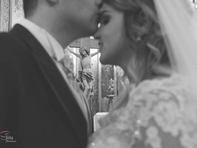 Le nozze di Tonja e Gabriele