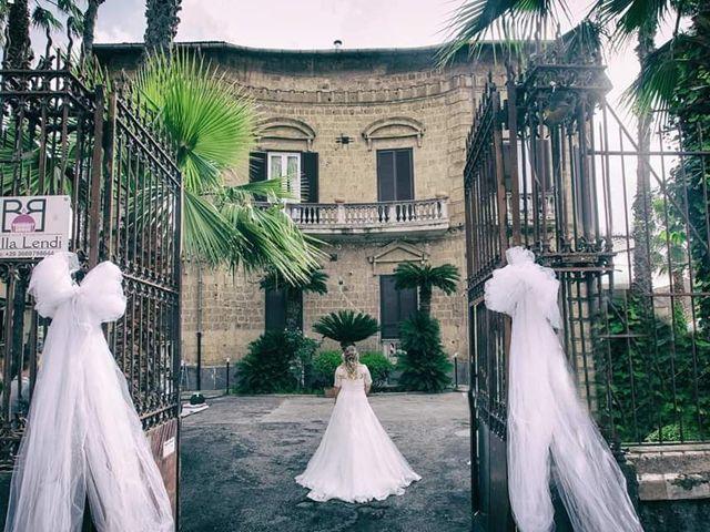 Il matrimonio di Gabriele e Tonja a Bacoli, Napoli 2