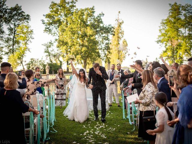 Il matrimonio di Manuel e Francesca a Castel San Giovanni, Piacenza 10
