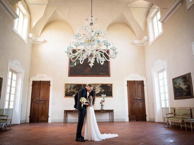 Il matrimonio di Manuel e Francesca a Castel San Giovanni, Piacenza 11