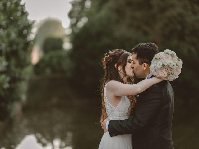 Il matrimonio di Orazio e Giulia a Rozzano, Milano 1