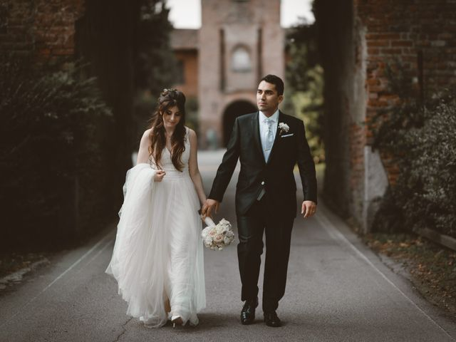 Il matrimonio di Orazio e Giulia a Rozzano, Milano 11