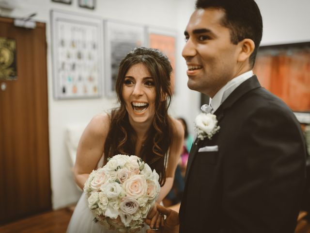 Il matrimonio di Orazio e Giulia a Rozzano, Milano 12