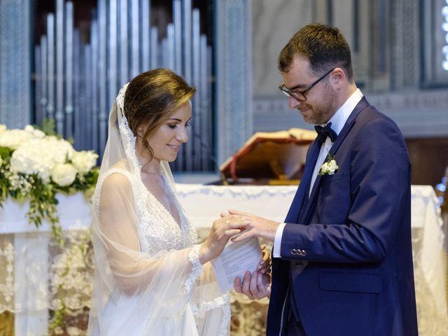 Il matrimonio di Cosimo e Valeria a Firenze, Firenze 11
