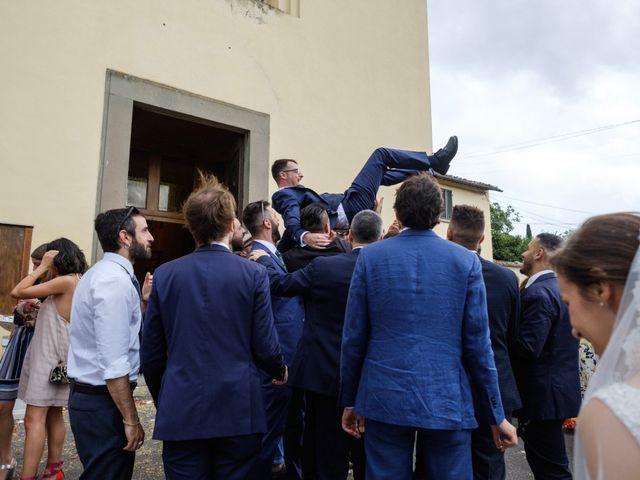 Il matrimonio di Cosimo e Valeria a Firenze, Firenze 14