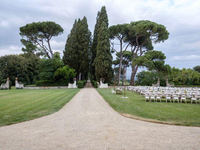 Il matrimonio di Cosimo e Valeria a Firenze, Firenze 15