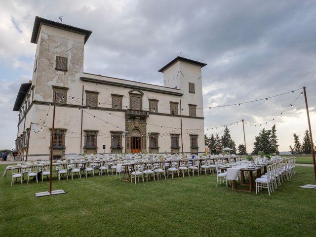 Il matrimonio di Cosimo e Valeria a Firenze, Firenze 19