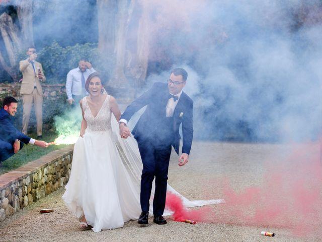 Il matrimonio di Cosimo e Valeria a Firenze, Firenze 20