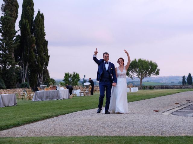Il matrimonio di Cosimo e Valeria a Firenze, Firenze 25