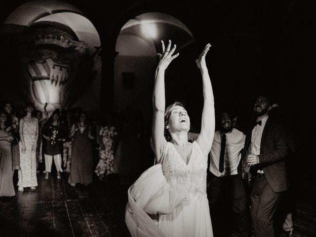 Il matrimonio di Cosimo e Valeria a Firenze, Firenze 39
